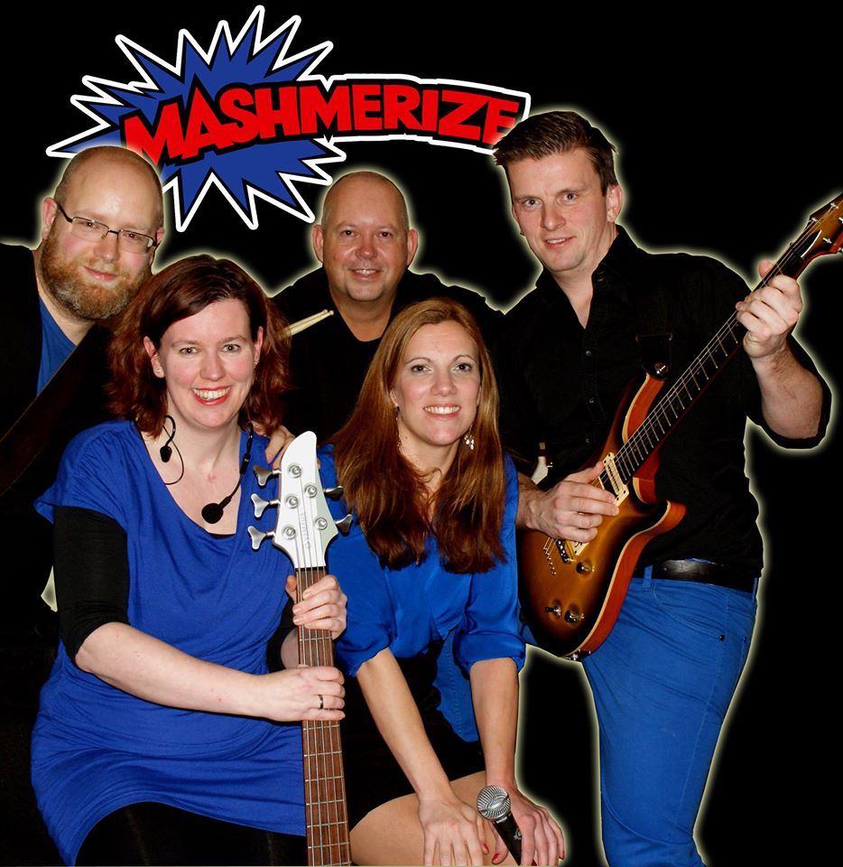 Band Mashmerize - kopie