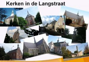 Kerken in de Langstraat