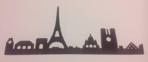 Motief Parijs